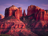Cathedral Rock of Sedona, Arizona Photographic Print by Mike Cavaroc