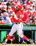 Bryce Harper 2013 Action Photo