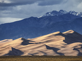 Great Sand Dunes National Park and Preserve Outside of Alamosa, Colorado Photographic Print by Ryan Wright