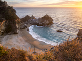 Mcway Falls Seven Photographic Print by Josh Whalen