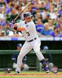 Michael Cuddyer 2013 Action Photo