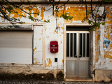 An Old Building in the Village of Sao Domingos, Portugal, Shows it's Age. Photographic Print by Joseph Abelino Roybal