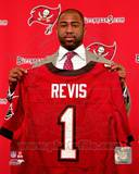 Darrelle Revis 2013 Press Conference Photo