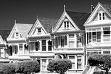 Painted Ladies - Alamo Square - San Francisco - Californie - United States Photographic Print by Philippe Hugonnard