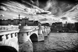 The Pont Neuf in Paris - France Photographic Print by Philippe Hugonnard