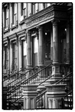 Buildings and Structures - Harlem - Manhattan - New York City - United States Photographic Print by Philippe Hugonnard