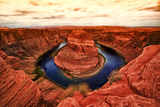 "Vue De ""Lake Powell"" Sur Le Colorado En Arizona Et Utah Photographic Print by Philippe Hugonnard"