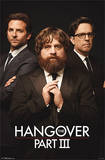 The Hangover III - Trio Movie Poster Print