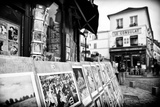 Gallery - Montmartre - Paris - France Photographic Print by Philippe Hugonnard