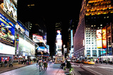 Landscape - Times square - Manhattan - New York City - United States Photographic Print by Philippe Hugonnard