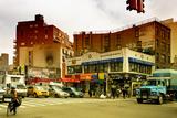 Street Scenes - Manhattan - New York - United States Photographic Print by Philippe Hugonnard