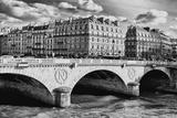 Saint Michel - Pont Neuf Bridge - Paris - France Photographic Print by Philippe Hugonnard
