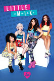 Little Mix (Blue Mix) Poster
