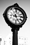 Clock - Madison Square garden - Manhattan - New York - United States Photographic Print by Philippe Hugonnard