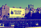 Advertising - Zadig and Voltaire - Chelsea - Manhattan - United States Photographic Print by Philippe Hugonnard