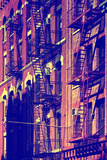 Buildings and Structures - Manhattan - New York City - United States Photographic Print by Philippe Hugonnard