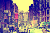 Urban Landscape - Chinatown - Manhattan - New York City - United States Photographic Print by Philippe Hugonnard