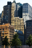 Buildings and Structures - Manhattan - World Trade Center - New York City - United States Photographic Print by Philippe Hugonnard