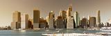 Landscape - Manhattan - Sunset - New York City - United States Photographic Print by Philippe Hugonnard