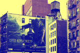 Advertising - Dishonored Games - Soho - Mahnattan - New York - United States Photographic Print by Philippe Hugonnard