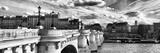 The Pont Neuf in Paris - France Fotografisk tryk af Philippe Hugonnard
