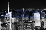 Landscape - Manhattan - New York City - United States Photographic Print by Philippe Hugonnard