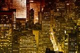 Landscape - Manhattan - New York City - United States Photographic Print by Philippe Hugonnard