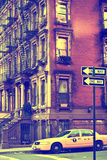 Urban Landscape - Harlem - Manhattan - New York City - United States Photographic Print by Philippe Hugonnard
