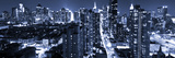 Panoramic Landscape - Times square - Manhattan - New York City - United States Photographic Print by Philippe Hugonnard