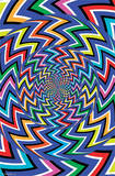 Fractal Optical Illusion Poster Prints