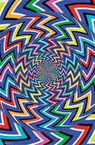 Fractal Optical Illusion Poster Prints