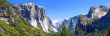 Panoramic Landscape - Yosemite National Park - Californie - United States Photographic Print by Philippe Hugonnard