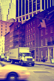 Street Scenes - Manhattan - New York - United States Photographic Print by Philippe Hugonnard