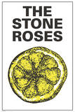 The Stone Roses (Lemon) アートポスター