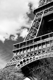 Details Eiffel Tower - Paris - France Photographic Print by Philippe Hugonnard