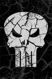 Punisher - Logo Comics Poster Poster