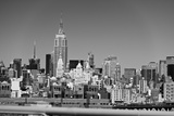 Landscape - Manhattan - Empire State Building - New York City - United States Photographic Print by Philippe Hugonnard