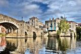 Clisson - Loire-Atlantique - Pays de la Loire - France Photographic Print by Philippe Hugonnard