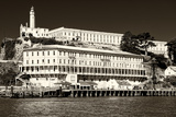 Prison D'Alcatraz Dans La Baie De San Francisco III Reproduction photographique par Philippe Hugonnard