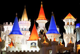 Excalibur - Casino - Las Vegas - Nevada - United States Photographic Print by Philippe Hugonnard