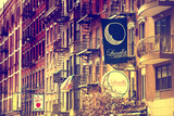 Buildings and Structures - Little Italy - Manhattan - New York City - United States Photographic Print by Philippe Hugonnard