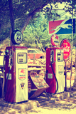 Route 66 - Gas Station - Arizona - United States Photographic Print by Philippe Hugonnard