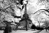 Tour Eiffel I Reproduction photographique par Philippe Hugonnard