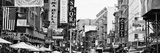 Panoramic Urban Landscape - Little Italy - Manhattan - New York City - United States Photographic Print by Philippe Hugonnard