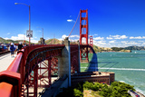 Landscape - Golden Gate Bridge - San Francisco - California - United States Photographic Print by Philippe Hugonnard