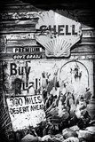 Route 66 - advertising - Arizona - United States Photographic Print by Philippe Hugonnard