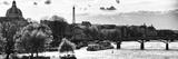 Tramonto, Ponte degli artisti, Parigi, Francia VI Stampa fotografica di Philippe Hugonnard