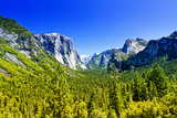 El Capitan - Yosemite National Park - Californie - United States Photographic Print by Philippe Hugonnard