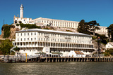 Alcatraz Island - Prison - San Francisco - California - United States Photographic Print by Philippe Hugonnard