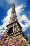 Torre Eiffel, París, Francia Lámina fotográfica por Philippe Hugonnard